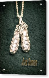 Celtic Dance Shoes Acrylic Print