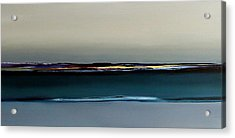 Celtic Sea Acrylic Print by Ronald Dykes