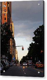 Central Park West 7524 Acrylic Print by PhotohogDesigns