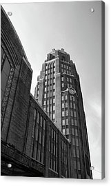 Acrylic Print featuring the photograph Central Terminal 15142 by Guy Whiteley