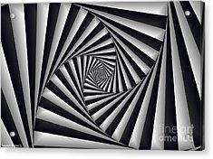 Centrolinear 2 Acrylic Print