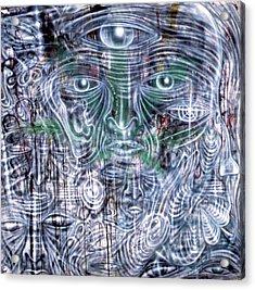 Cephalic Carnage Acrylic Print by Leigh Odom