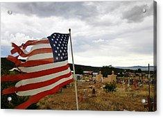 Cerro, New Mexico Acrylic Print
