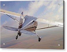 Cessna 140 Acrylic Print