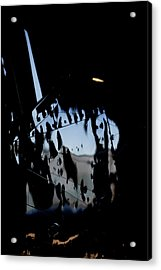 Acrylic Print featuring the photograph Cessna Art I by Paul Job