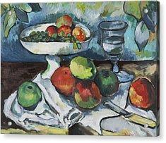 Cezanne Acrylic Print