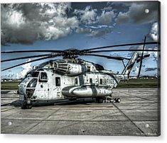 Ch-53 Super Stallion Acrylic Print