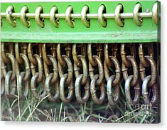 Chain Guard Acrylic Print