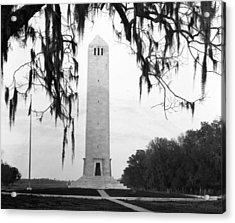 Chalmette Battlefield Monument  Acrylic Print