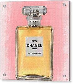 Chanel No 5 Eau De Parfum Acrylic Print