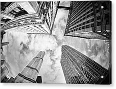 Change Of Perspective Acrylic Print