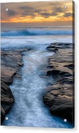 Channel Acrylic Print