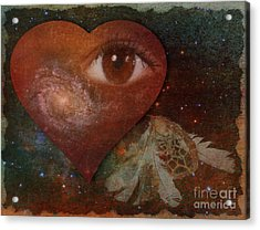 Chante Ista 2015 Acrylic Print