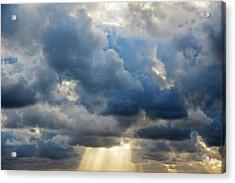 Celestial Light Acrylic Print