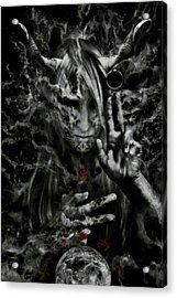Chaosbringer Acrylic Print by Cambion Art