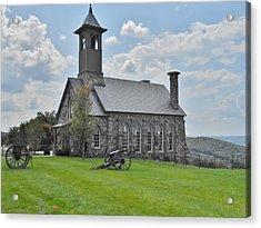 Chapel 2 Acrylic Print