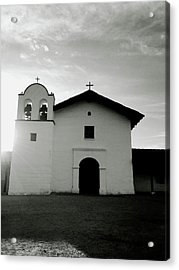 Chapel In The Shadows- Art By Linda Woods Acrylic Print