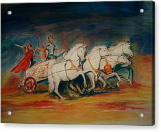 Chariot Acrylic Print