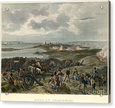 Charleston 1780 Acrylic Print