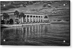 Charleston 2 Acrylic Print by Paul Shappirio
