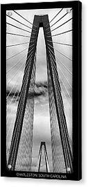 Charleston Bridge Acrylic Print