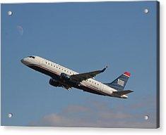 Charlotte Douglas International Airport 12 Acrylic Print by Joseph C Hinson Photography