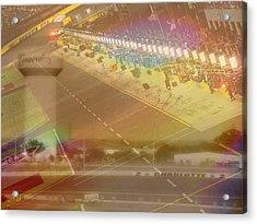 Charlotte Motor Speedway Acrylic Print