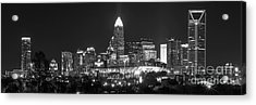 Charlotte - Spring 2017 Acrylic Print by Brian Young