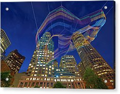 Charlotte Web Acrylic Print