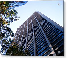 Chase Tower Chicago Acrylic Print by DB Artist