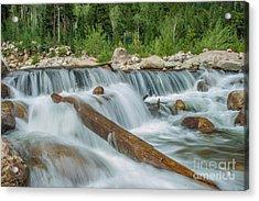 Chasm Falls Acrylic Print