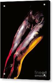 Chaste Acrylic Print