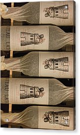 Chateau Latour Acrylic Print by French School