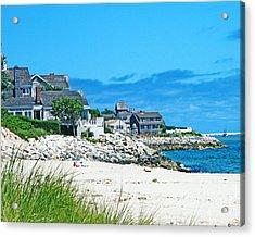 Chatham Cape Cod Acrylic Print