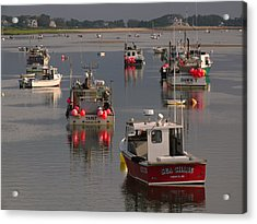 Chatham Harbor Acrylic Print by Juergen Roth