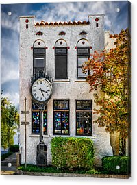 Chattanooga Tennessee - Fine Art Gallery  Acrylic Print by Frank J Benz