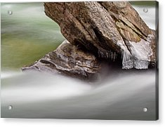 Chattooga River 20 Acrylic Print by Derek Thornton
