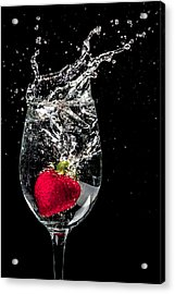 Cheers 2 You Acrylic Print