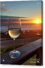 Cheers Acrylic Print by Jennifer Ludlum
