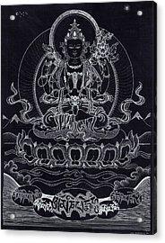 Chenrezig/ Avalokiteshvara Acrylic Print