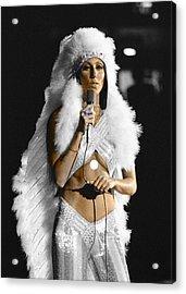 Cher #2 Acrylic Print
