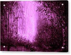 Cherish Acrylic Print by Ann Marie Bone