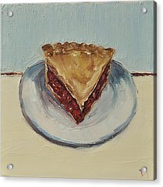 Cherry Pie Acrylic Print by Lindsay Frost