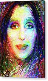 Cheryl Sarkisian Acrylic Print
