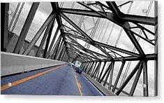 Chesapeake Bay Bridge Acrylic Print