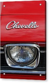 Chevelle Acrylic Print