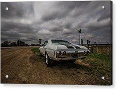 Chevelle Ss Acrylic Print