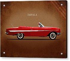 Chevrolet Impala Ss 409 Acrylic Print