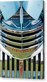 Chevrolet Smile Acrylic Print