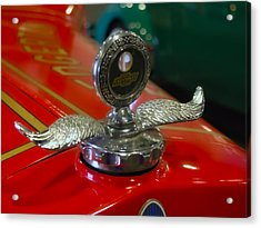 Chevrolet Wings Acrylic Print